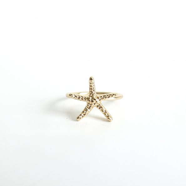 starfish campaign ring gold