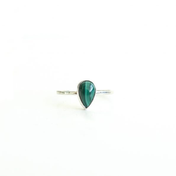 Malachite drop